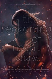 reckoning of noah shaw cover